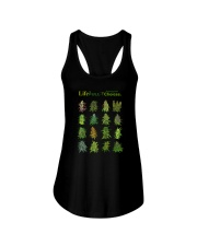 LIFE IS FULL OF IMPORTANT CHOICES Ladies Flowy Tank thumbnail