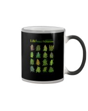 LIFE IS FULL OF IMPORTANT CHOICES Color Changing Mug thumbnail
