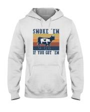 SMOKE 'EM IF YOU GOT 'EM Hooded Sweatshirt thumbnail