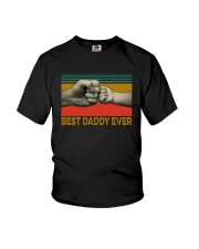 BEST DADDY EVER Youth T-Shirt thumbnail