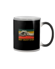 BEST DADDY EVER Color Changing Mug thumbnail