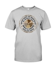 LOVE IS LOVE KINDNESS IS EVERYTHING Classic T-Shirt front
