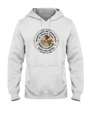 LOVE IS LOVE KINDNESS IS EVERYTHING Hooded Sweatshirt thumbnail