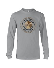 LOVE IS LOVE KINDNESS IS EVERYTHING Long Sleeve Tee thumbnail
