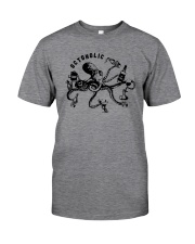 OCTOHOLIC Classic T-Shirt front