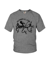 OCTOHOLIC Youth T-Shirt thumbnail