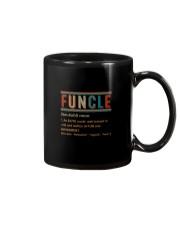 FUNCLE NOUN VINTAGE Mug thumbnail