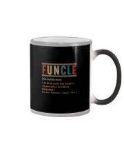 FUNCLE NOUN VINTAGE Color Changing Mug thumbnail