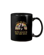 I LOVE BIG MUTTS UPPER MIDWEST GREAT DANE RESCUE Mug thumbnail