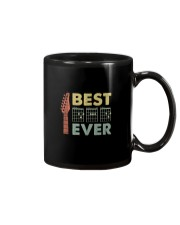 BEST MUSIC GUITAR DAD EVER Mug tile