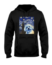 VAN GOGH BICHON FRISE Hooded Sweatshirt thumbnail