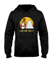 COME AND TAKE  IT PITBULL Hooded Sweatshirt thumbnail