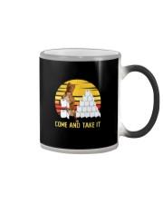 COME AND TAKE  IT PITBULL Color Changing Mug thumbnail