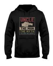 UNCLE THE MAN THE MYTH THE BAD INFLUENCE Hooded Sweatshirt thumbnail