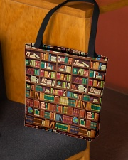 BOOKS All-over Tote aos-all-over-tote-lifestyle-front-02