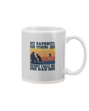 MY FAVORITE FISHING BUDDY CALLS ME DAD Mug thumbnail
