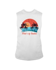 WHAT'S UP BEACHES Sleeveless Tee tile