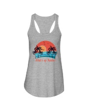 WHAT'S UP BEACHES Ladies Flowy Tank thumbnail