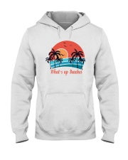 WHAT'S UP BEACHES Hooded Sweatshirt thumbnail