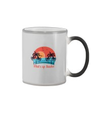 WHAT'S UP BEACHES Color Changing Mug thumbnail