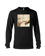 THE CREATION OF ADAM BROWN CAT Long Sleeve Tee tile