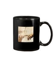 THE CREATION OF ADAM BROWN CAT Mug thumbnail