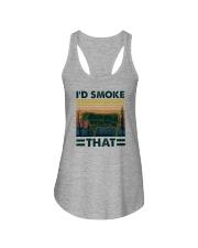 I'D SMOKE THAT Ladies Flowy Tank thumbnail