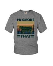 I'D SMOKE THAT Youth T-Shirt thumbnail