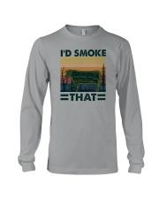 I'D SMOKE THAT Long Sleeve Tee thumbnail