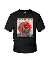CHICKENZILLA Youth T-Shirt thumbnail