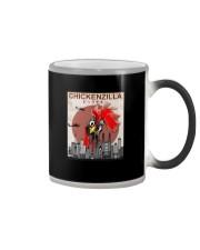 CHICKENZILLA Color Changing Mug thumbnail