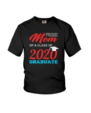 PROUD MOM OF A CLASS OF 2020 Youth T-Shirt thumbnail