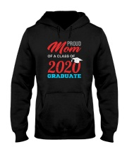 PROUD MOM OF A CLASS OF 2020 Hooded Sweatshirt thumbnail