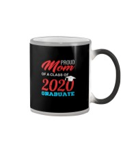 PROUD MOM OF A CLASS OF 2020 Color Changing Mug thumbnail