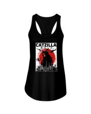 CATZILLA Ladies Flowy Tank tile