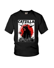 CATZILLA Youth T-Shirt thumbnail