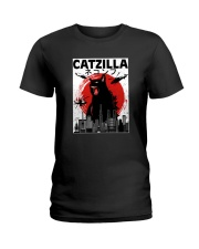 CATZILLA Ladies T-Shirt thumbnail