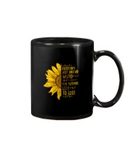 FREEDOM'S JUST ANOTHER WORD FOR NOTHING LEFT Mug thumbnail