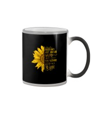 FREEDOM'S JUST ANOTHER WORD FOR NOTHING LEFT Color Changing Mug thumbnail