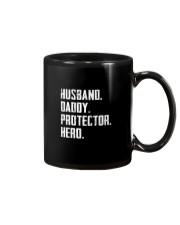 HUSBAND DADDY PROTECTOR HERO Mug thumbnail