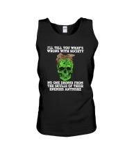 drink skull Unisex Tank thumbnail