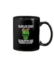 drink skull Mug thumbnail
