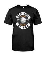 BEST PAPA BY PAR Classic T-Shirt front