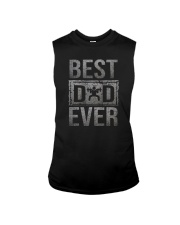 BEST WORKOUT DAD EVER Sleeveless Tee thumbnail