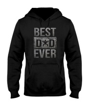 BEST WORKOUT DAD EVER Hooded Sweatshirt thumbnail