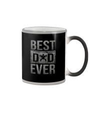 BEST WORKOUT DAD EVER Color Changing Mug thumbnail