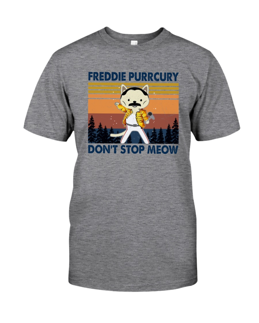 FREDDIE PURRURY Classic T-Shirt