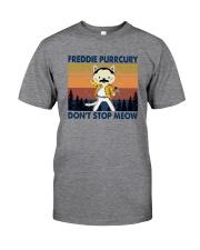 FREDDIE PURRURY Classic T-Shirt front