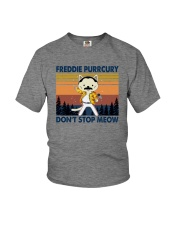 FREDDIE PURRURY Youth T-Shirt thumbnail