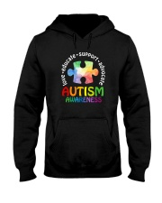 LOVE EDUCATE SUPPORT ADVOCATE Hooded Sweatshirt thumbnail
